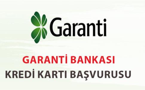 Photo of Garanti Bankası Kredi Kartı Başvurusu ( Tüm Detaylar )