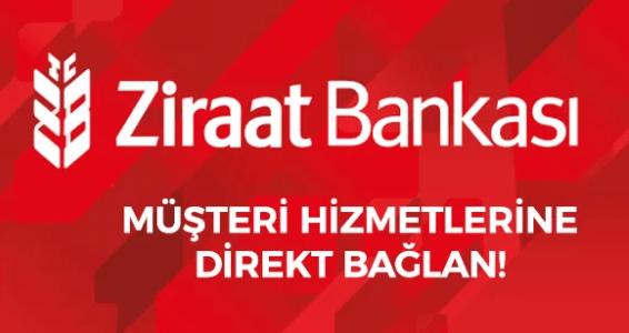 Photo of Ziraat Bankası Müşteri Hizmetlerine Direk Bağlanma