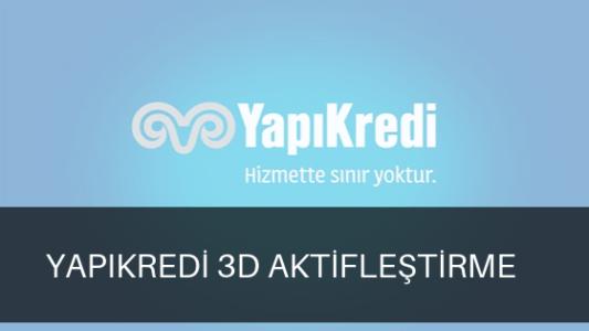 Photo of Yapı Kredi 3D Secure Aktifleştirme