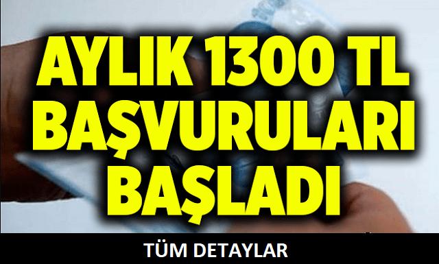 Photo of 1300 TL Bakıcı Parası Nasıl Alınır ?