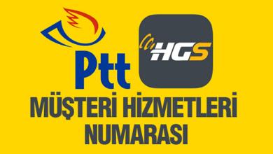Photo of PTT Müşteri Hizmetleri Telefon Numarası ve İletişim