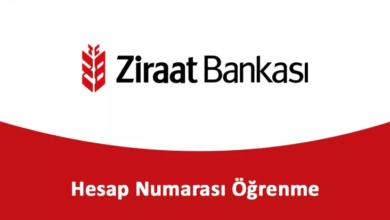 Photo of Ziraat Bankası Hesap Numarası Öğrenme