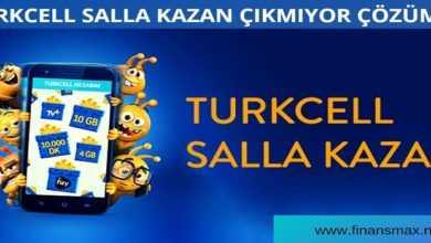 Photo of Türkcell Salla Kazan Çıkmıyor ( Kesin Çözüm )