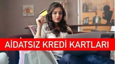 Photo of Aidatı Olmayan Ücretsiz Kredi Kartları