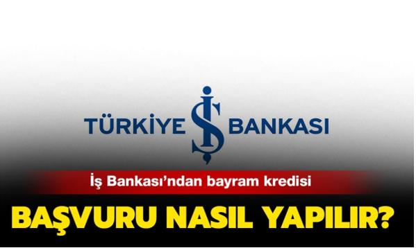 Bankası bayram kredisi