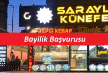 Photo of Saraylı Künefe Bayilik Başvurusu