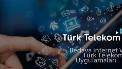 Photo of Türk Telekom Bedava İnternet Veren Mobil Uygulamalar