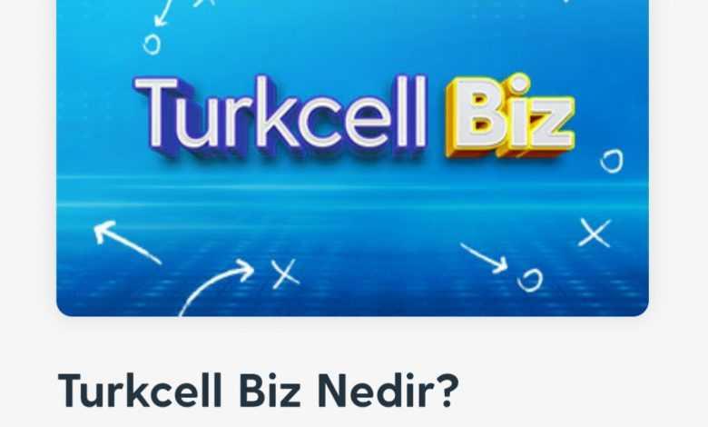 turkcell biz nedir