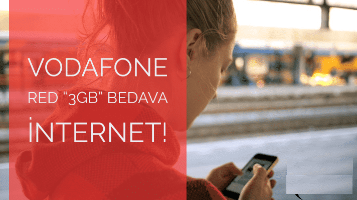 vodafone 3 gb internet