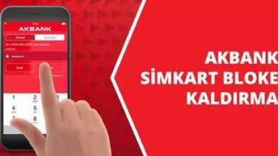 Photo of Akbank Sim Bloke Kaldırma Nasıl Yapılır?