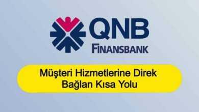 Photo of QNB Finansbank Müşteri Hizmetleri Direk Bağlanma